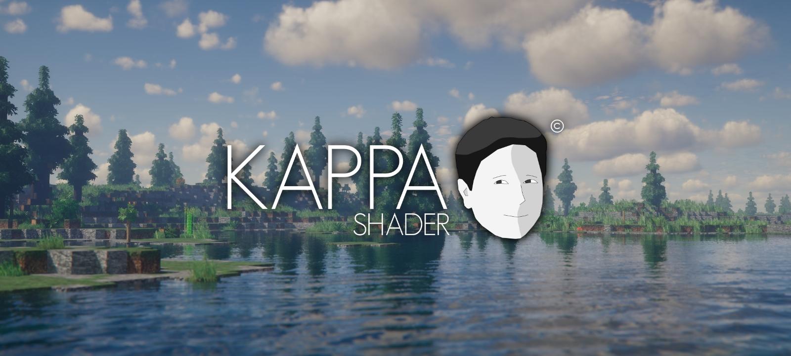 Kappa Shader Banner