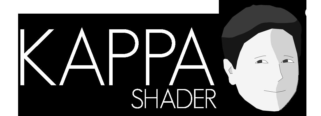 Kappa Shader Logo