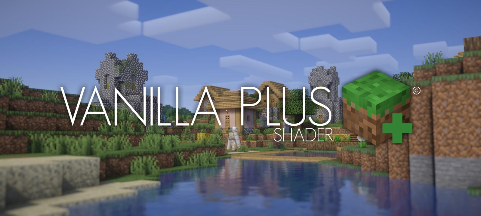 Vanilla Plus Shader Banner